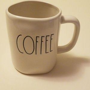 "Brand new Rae Dunn ""COFFEE"" coffee mug"